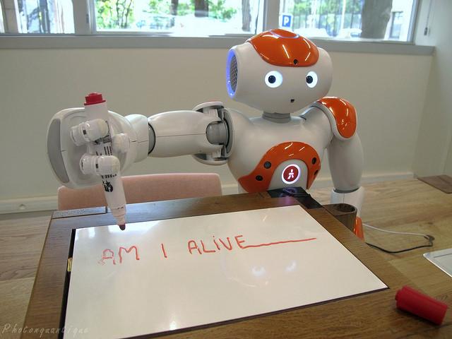 Emotional Robot