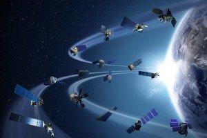 satellites of NASA