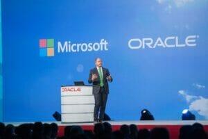Microsoft vs Oracle