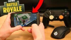 mobile vs console