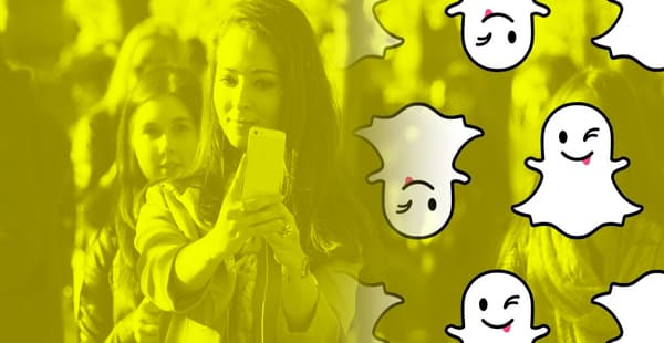 how to use snapchat 2018