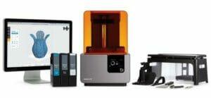 SLA printers