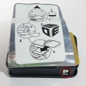 1200 project printer cartridge